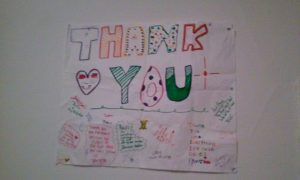 Thank you's from Summer 2013: Summer Arts Literacy